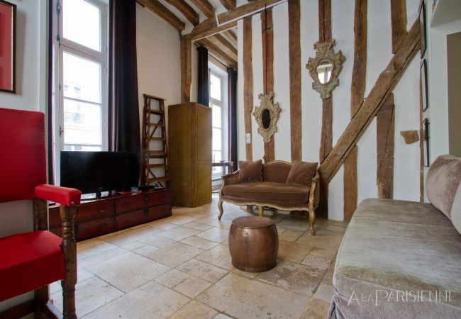 Appartement à Paris - Marais Amorino Rustic