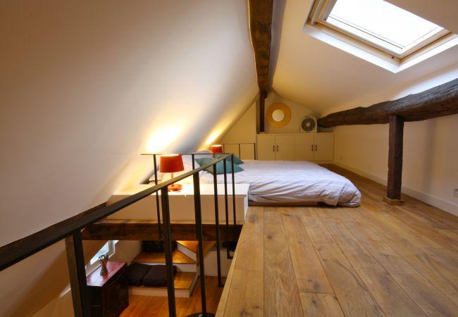 Appartement à Paris - Marais Duplex
