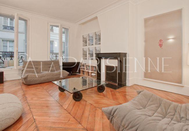 Appartement à Paris ville - Montorgueil 1