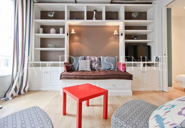 Appartement à Paris ville - Beaubourg 1