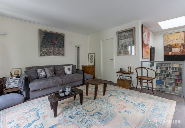 Appartement à Paris ville - Marais Triplex Luxury