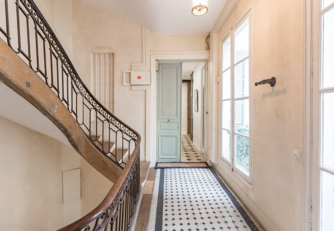 Appartement à Paris - Île Saint Louis Luxury