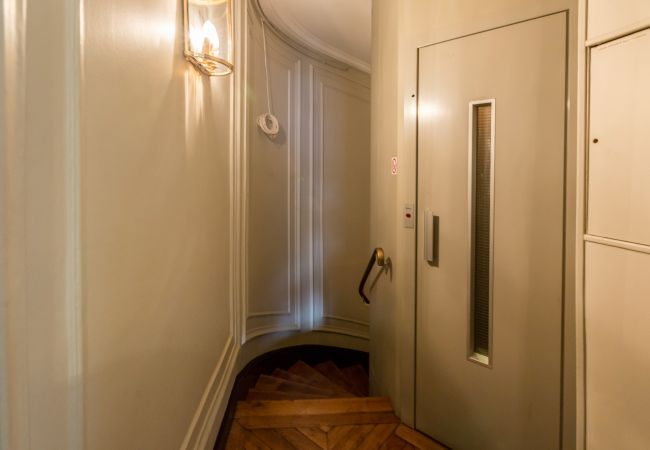 Appartement à Paris ville - Montorgueil Bourse Duplex 3
