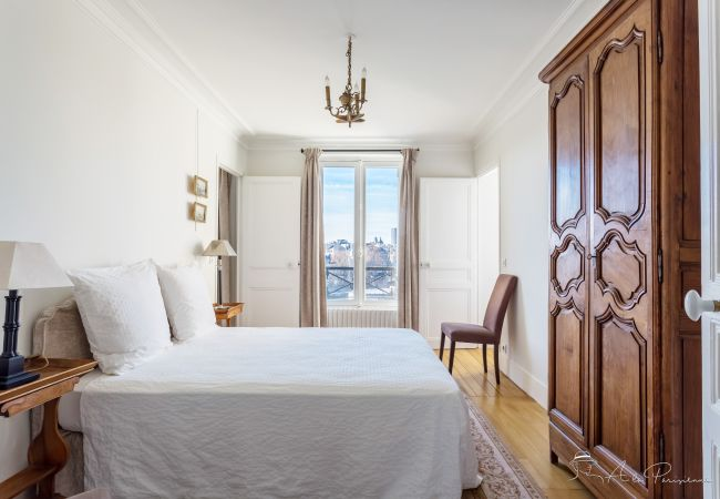 Appartement à Paris - Île Saint Louis Bellevue