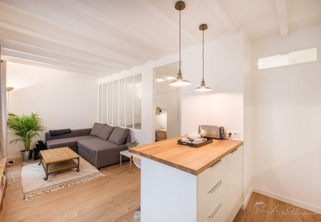 Appartement à Paris ville - Bastille Loft