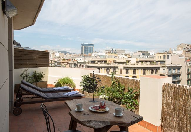 Appartement à Barcelone - Rambla Catalunya - Amélie