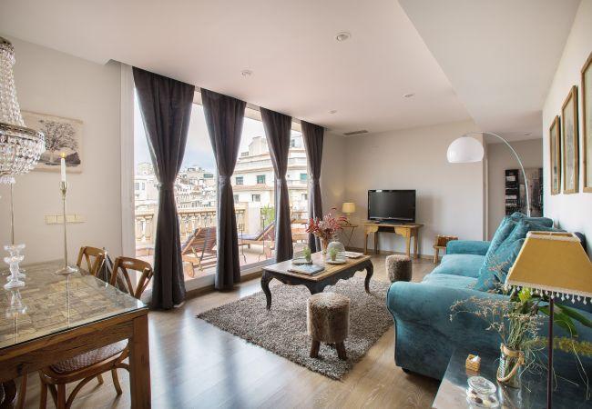 Appartement à Barcelone - Rambla Catalunya - Camille