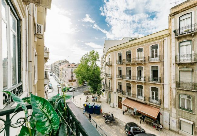 Appartement à Lisbonne - Marquês - Céline