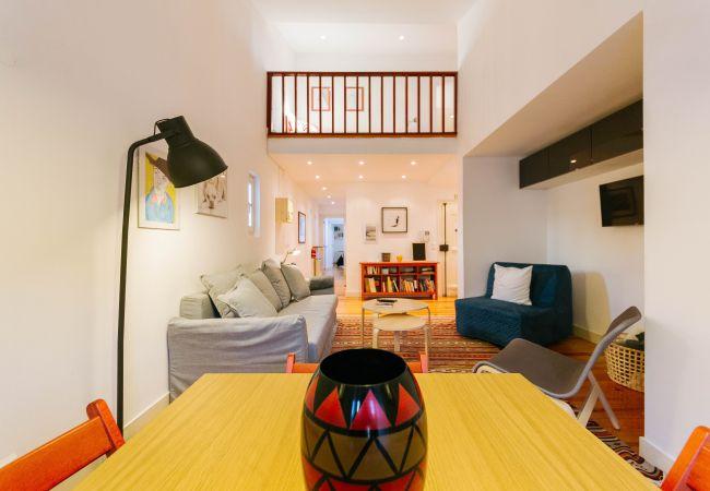 Appartement à Lisbonne - Santa Catarina - Valentine