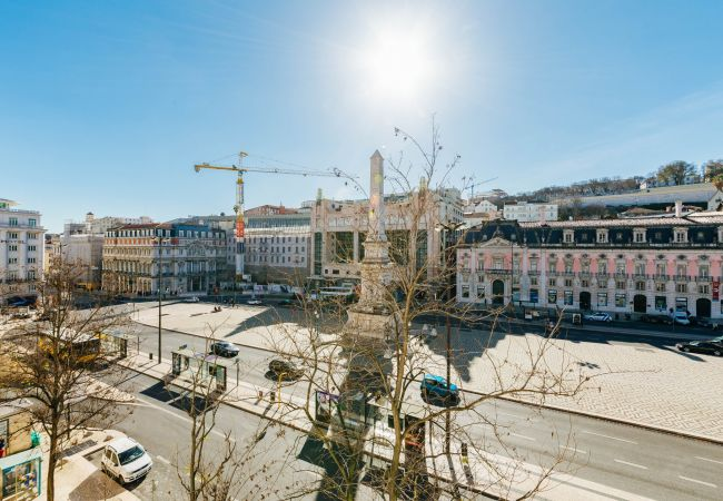 Appartement à Lisbonne - Restauradores - Pauline