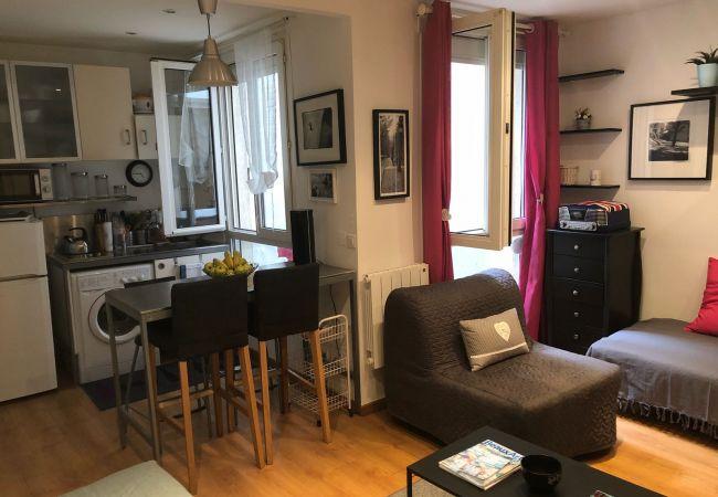 Studio à Paris - Studio Faubourg