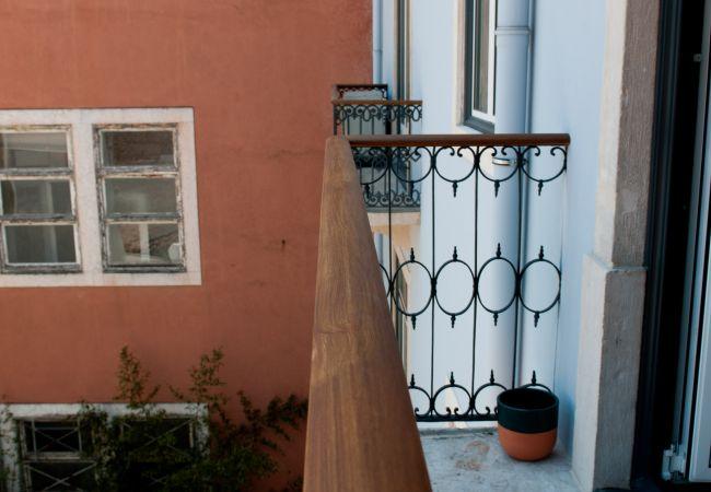 Studio à Lisbonne - Restauradores Studio - Jeanne
