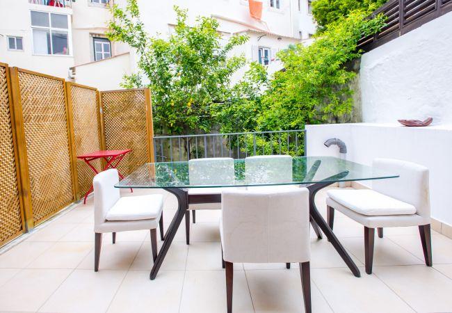 Appartement à Lisbonne - Largo do Rato - Mathilde