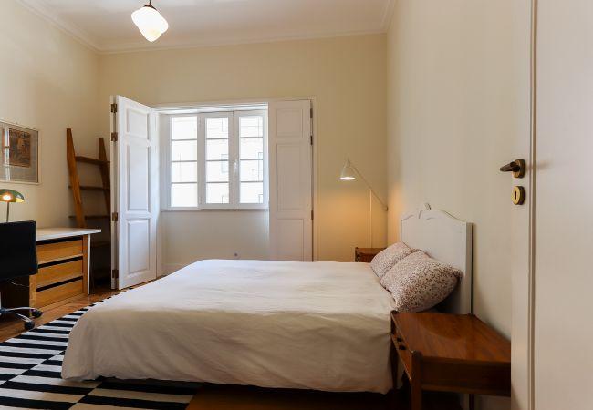 Appartement à Lisbonne - Principe Real - Clémence