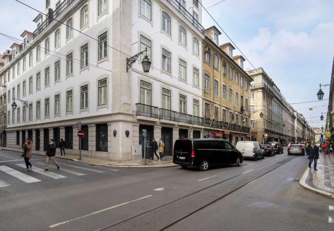 Appartement à Lisbonne - Praça do Comércio Duplex - Bertrade