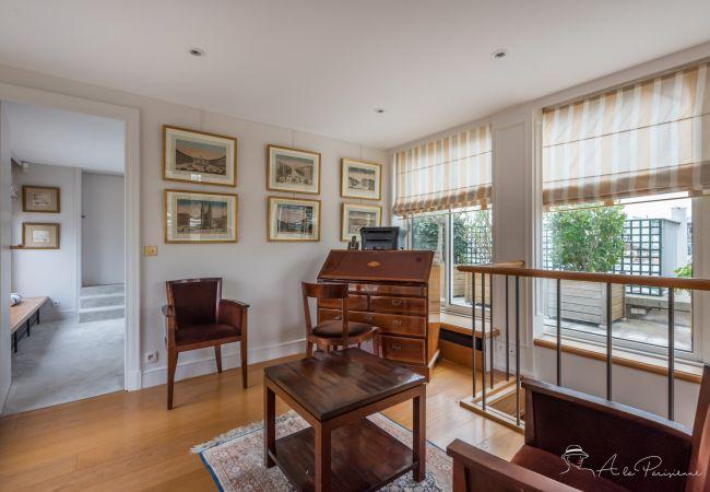 Appartement à Paris - Trocadéro Terrasses
