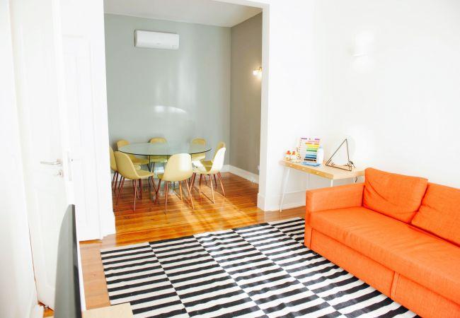 Appartement à Lisboa - Marquês - Anne