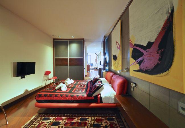 Appartement à Barcelone - Loft Casanova - Eugénie
