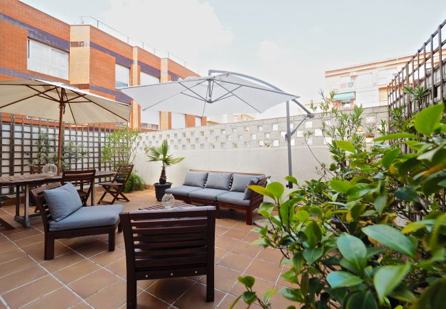 Appartement à Barcelone - Plaza Espanya Terrace - Eva
