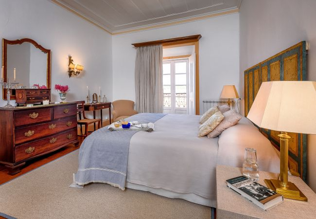 Chambres d'hôtes à Santiago do Cacém - Casa de Santigo - Suíte Grande