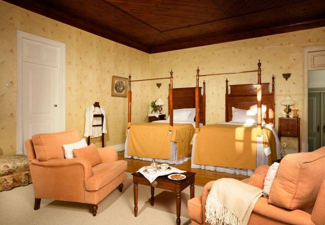 Chambres d'hôtes à Santiago do Cacém - Casa de Santiago - Suíte do Castelo