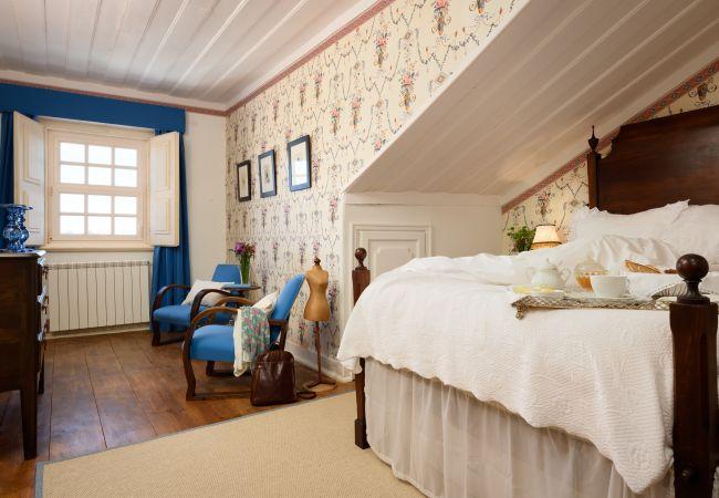 Chambres d'hôtes à Santiago do Cacém - Casa de Santiago - Quarto das Flores