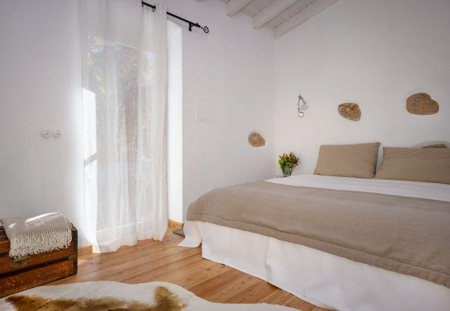 Chambres d'hôtes à Santiago do Cacém - Casa de Santiago - Suíte do Jardim