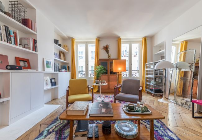 Appartement à Paris - Republique Marais Charm