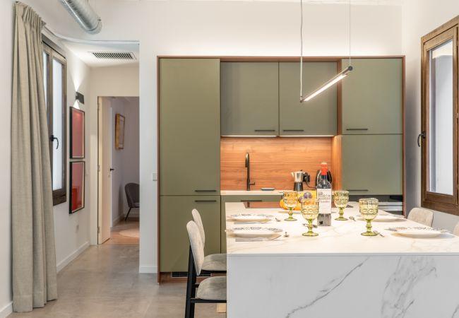 Appartement à Barcelone - Rambla Liceu - Emma