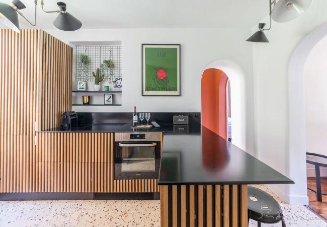 Appartement à Paris - Canal St Martin Valmy