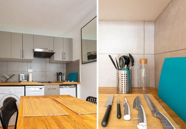 Appartement à Paris - Canal St Martin Studio Lancry