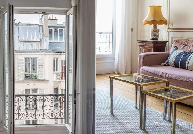 Appartement à Paris - Mouffetard Rustic la Clef